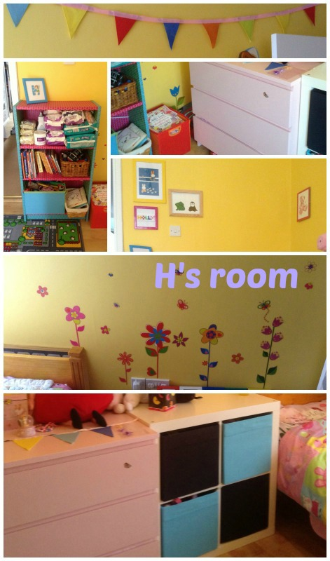 H's Room Finished