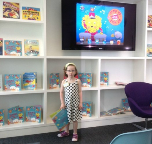 Jump Up and Join In - H at Egmont Books