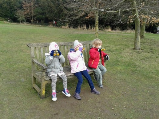 Polesden Lacey Easter Egg Explorers