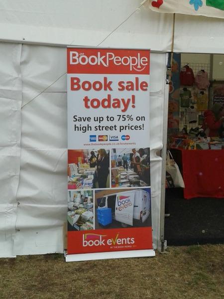The Book People Lollibop 2013
