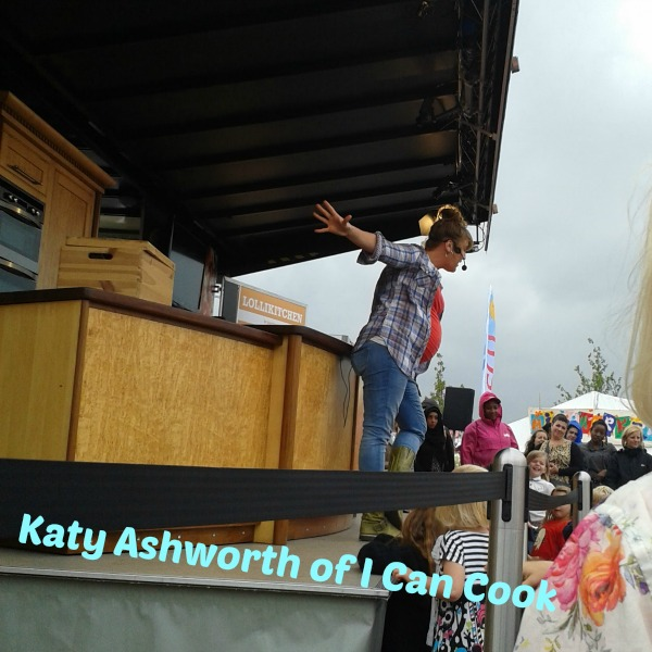 Katy Ashworth at Lollibop 2013