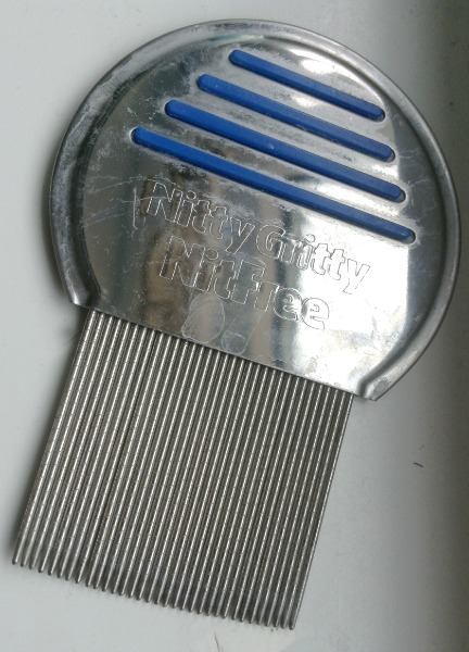 Nitty Gritty Head lice Comb