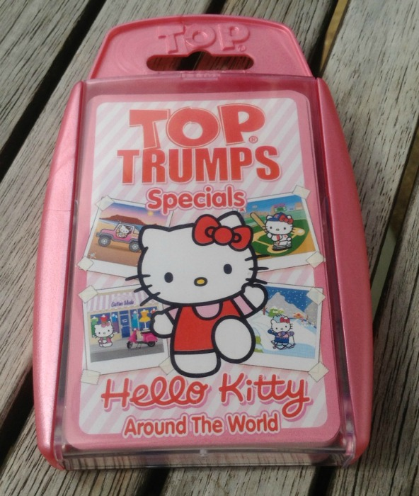 Top Trumps Hello Kitty