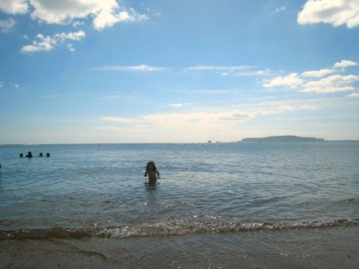 H in the sea