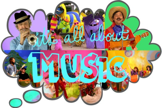 It's all about music - Hi Babyboo