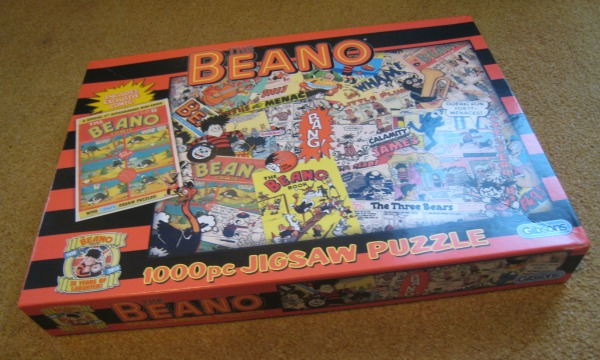 Beano Jigsaw