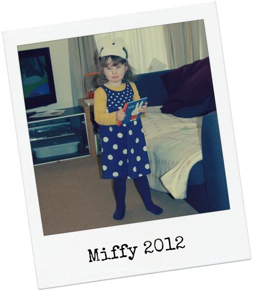 Miffy World Book Day
