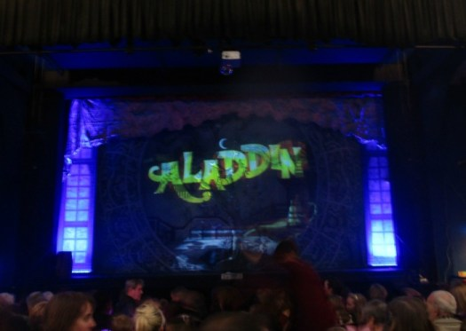 Aladdin Secombe