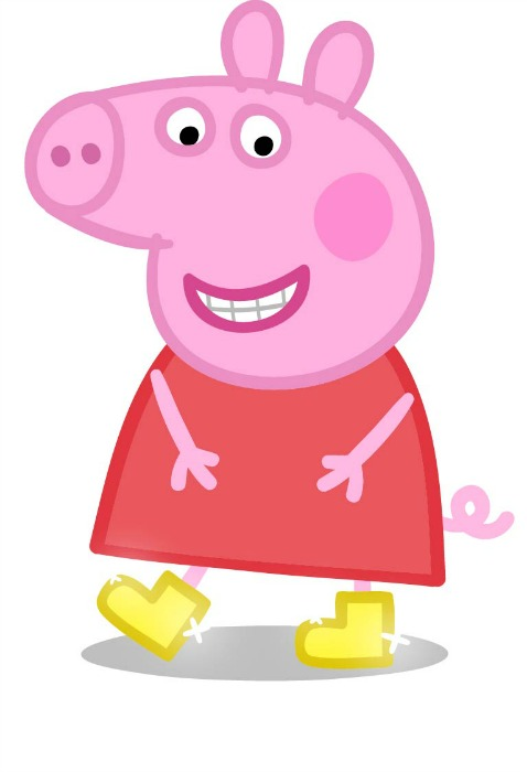 Peppa Pig Golden Boots