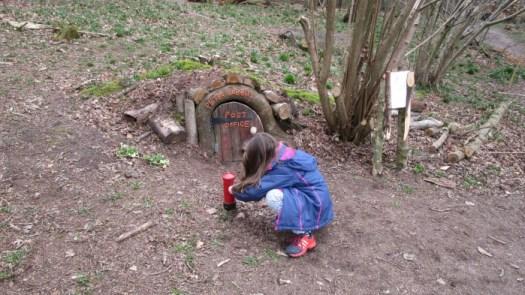 Peter Rabbit's Post Office Limpsfield Common
