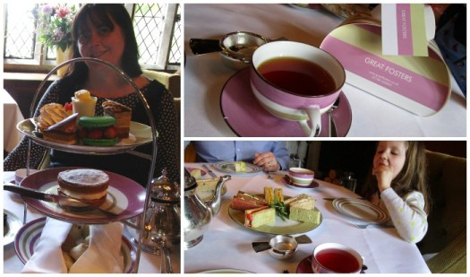 Great Fosters Afternoon Tea