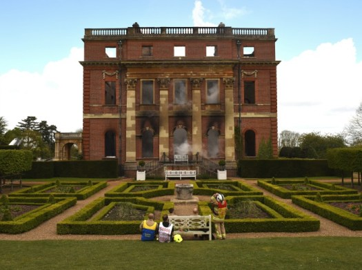 South Front of Clandon Park