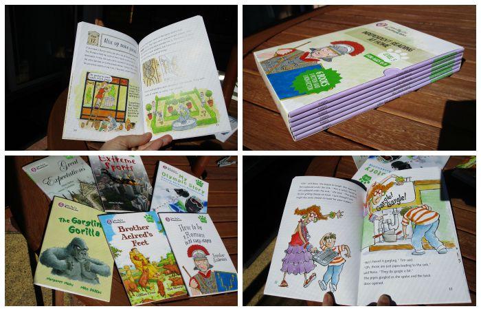 Collins Big Cat readers Stage 5