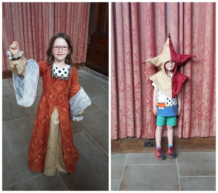 Eltham Palace dress up