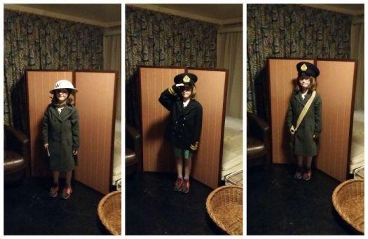 Eltham Palace dress up
