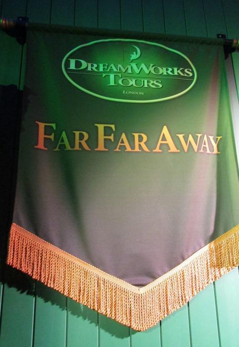 shrek's adventure far far away
