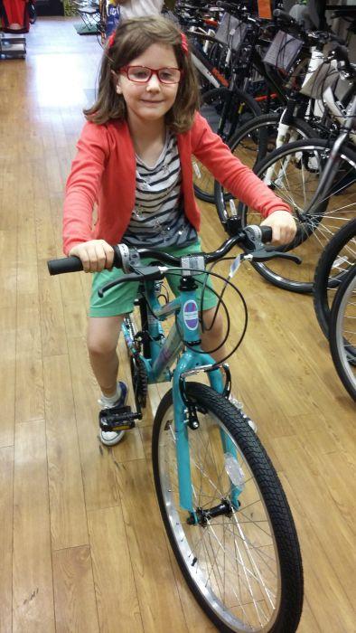 H new bike