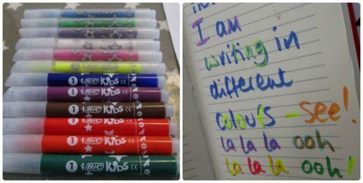 Bic Kids Mini Colour and Create