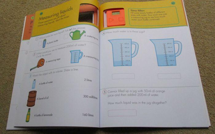 Carol Vorderman Workbook - Maths Made Easy