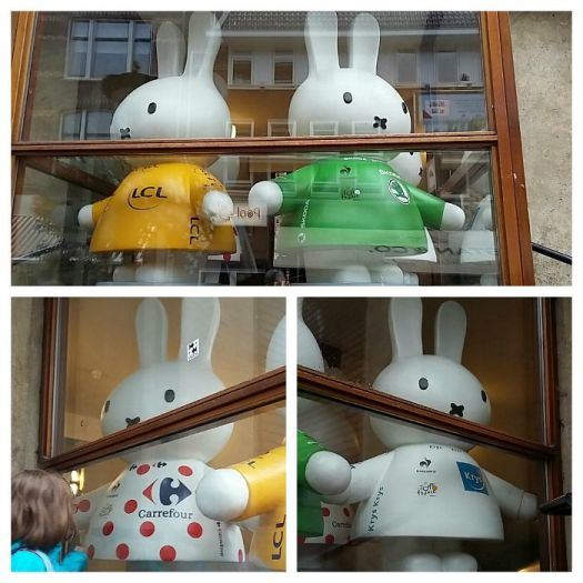Miffy Tour De France