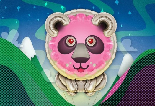 The Insatiable Inflatable Candylion