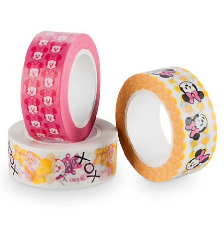 Disney MXYZ Minnie Washi Tape