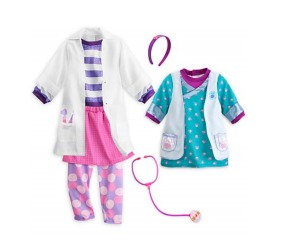 Doc McStuffins outfit at disney store uk