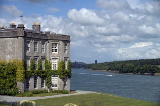 Plas Newydd Country House and Gardens, Anglesey, Wales. ©National Trust Images John Millar