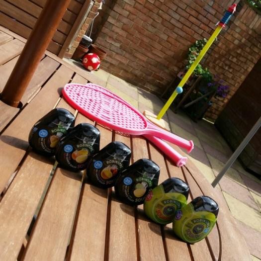 Robinsons Squashd Swingball