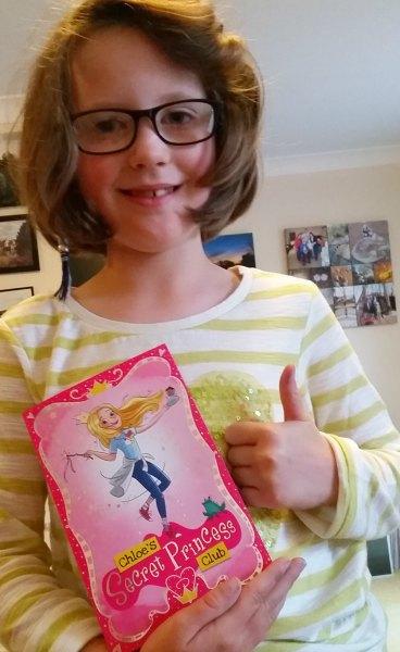 Chloe's Secret Princess Club with H