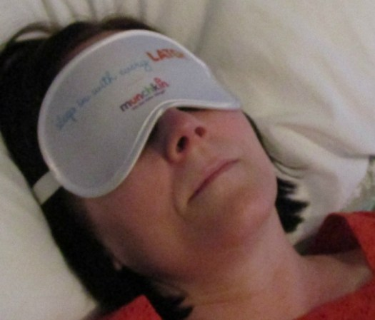 jetlag eye mask