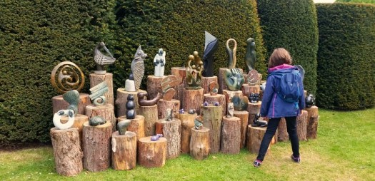 Loseley Park sculptures