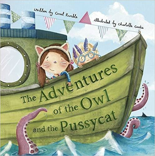 The Adventures of the Owl and the Pussycat cover