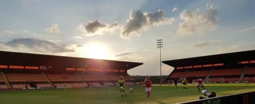FA WSL Spring Series Arsenal v Reading 2