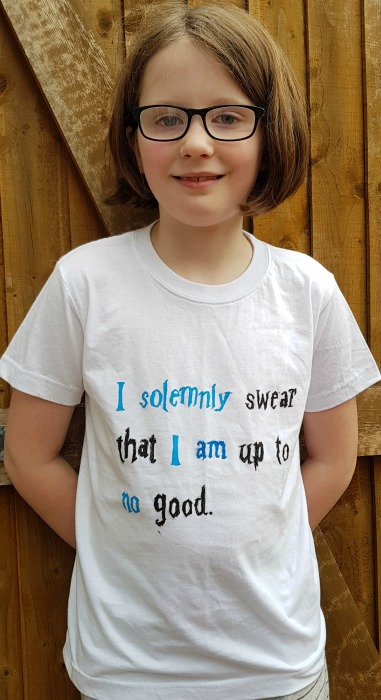 harry potter t shirt i solemnly swear i am up to no good