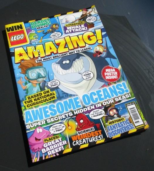 Amazing Magazine