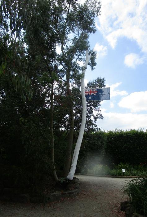 Lullingstone Castle World Garden Australia area