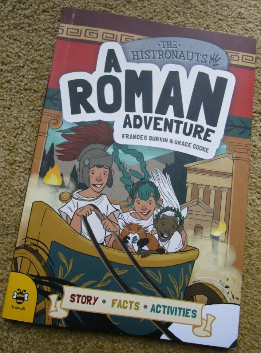 A Roman Adventure book by Frances Durkin and Grace Cooke