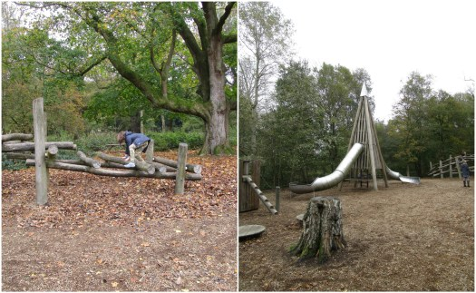 Castle Howard Children's Play Area