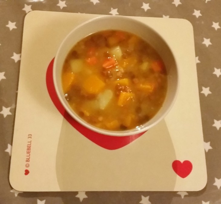 Hearty Literally Winter Soup