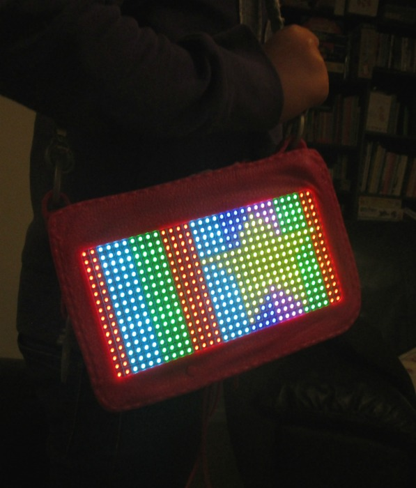 Project Mc2 Pixel Purse H design