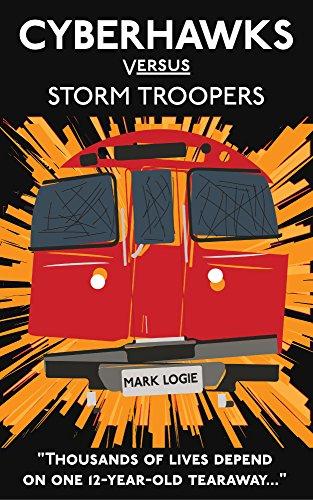 Cyberhawks versus Stormtroopers by Mark Logie
