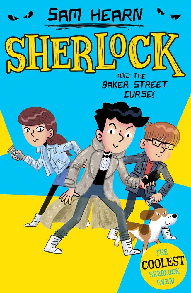 Sherlock Holmes and the Baker Street Curse by Sam Hearn
