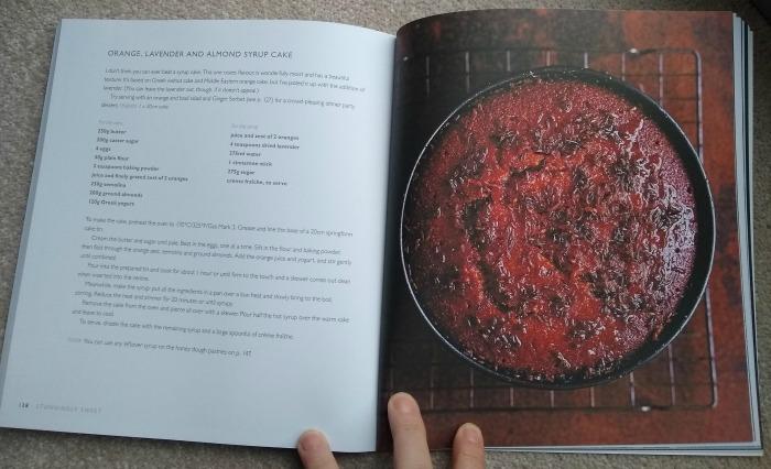 The Modern Vegetarian cookbook