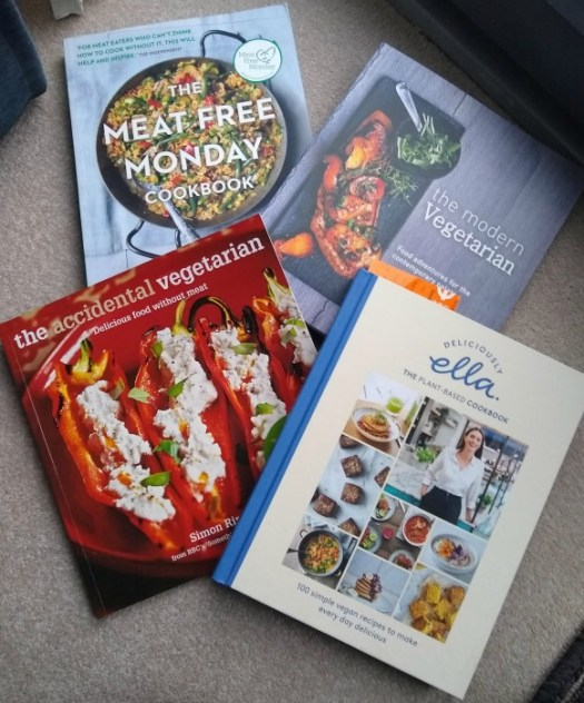 Vegetarian Cook Books from The Book People