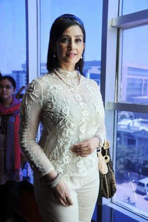 I am cancer free, says  Manisha Koirala