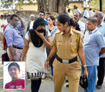 Teacher held for abetment to suicide