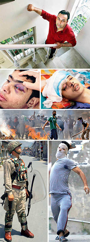 ''India has a massacre on its hands''