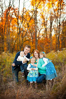 Family Pictures and How To Make Them Look Amazing