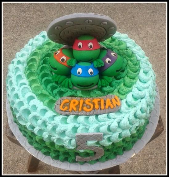 Ninjas Turtles, Birthday Parties, Cake Design, Cake Ideas, Parties Ideas, Ninja Turtle Cakes, Ninja Turtles, Turtles Cake, Birthday Cake